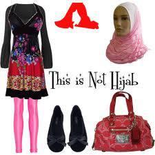 not hijab